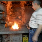 Annealing gold in Istanbul