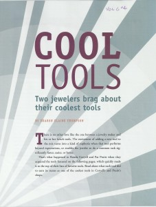 CoolTools MJSA cover
