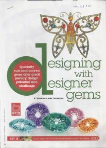 Designer Gems LJ cover
