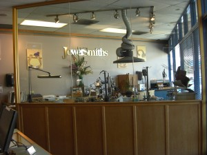 Jewelsmiths, Pleasant Hill, California. Owner, Greg Stopka.