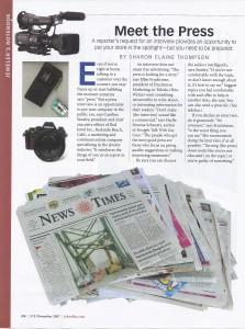 Meet the Press JCK cover