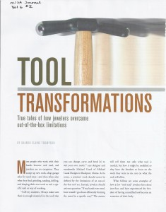 ToolTransformations MJSA cover